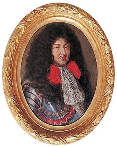 König Louis XIV. (1638 - 1715)