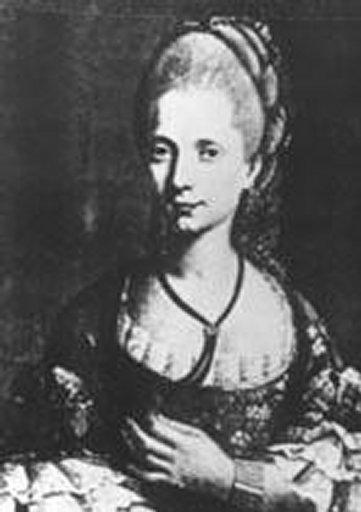Marianna Martines (1744 - 1812)