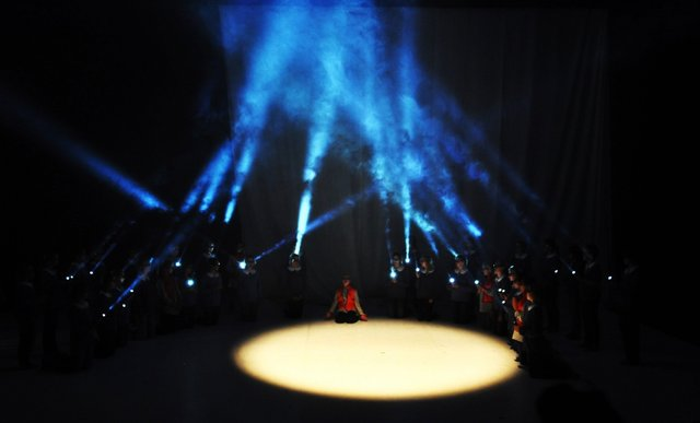 Cave - Debut Performance Foto:© R. Schwarz