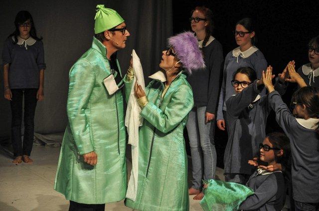 The Parents- Debut Performance Foto:© R. Schwarz