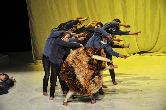 IT with children - Debut Performance Foto:© R. Schwarz