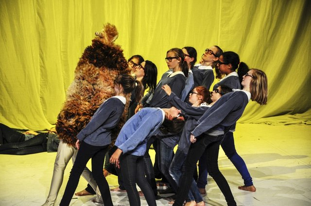 IT with children-2 - Debut Performance Foto:© R. Schwarz