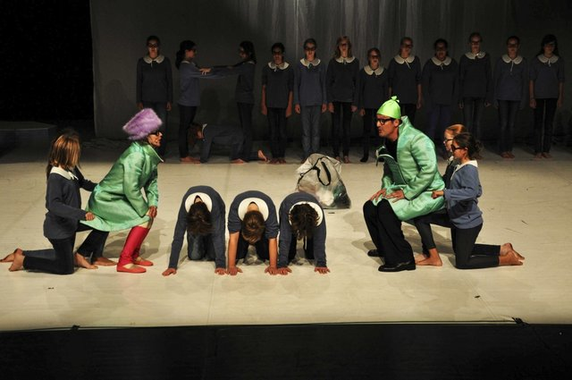 The Table- Debut Performance Foto:© R. Schwarz