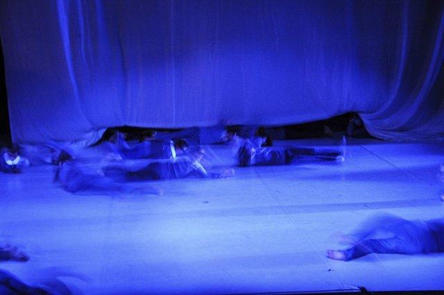 Water - Debut Performance Foto:© R. Schwarz